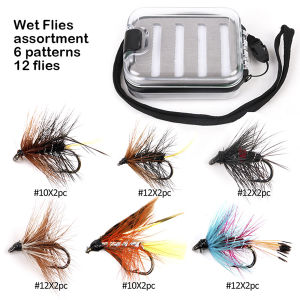 New Wholesale Wet Bulk Fly Fishing Flies pictures & photos