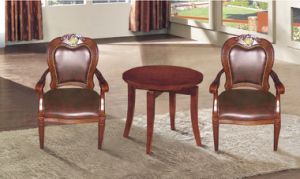 Dining Furniture Sets/Restaurant Furniture Sets/Solid Wood Chair (GLSC-001) pictures & photos
