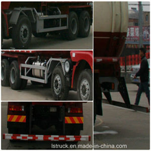 8*4 Shacman 20000L Bulk Powder Material Tank Truck pictures & photos