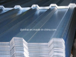 0.3mm-1.5mm Corrugated Aluminum Sheet 1070-1200 3003 3105