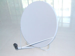 Ku Band 60cm Satellite Dish Antenna with Triangle Base pictures & photos
