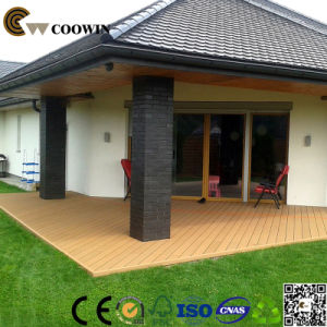 Hot Sales Wood Plastic Flooring with CE pictures & photos