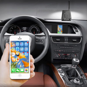 Smartphone Mirror Link Converter for Audi with Miracast Cast Screen pictures & photos