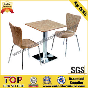 Fast-Food Restaurant Table and Chairs pictures & photos