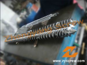 Parallel Twin Screw Barrel for PVC Extrusion Parallel pictures & photos