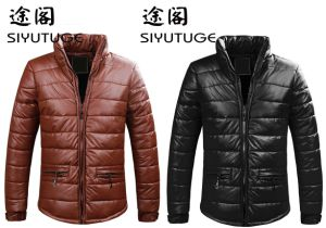 Mens Fashion Padding Light Weight Winter Jacket pictures & photos