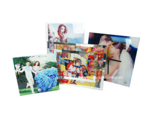 Wholesale Sublimation Glass Photo Frame pictures & photos