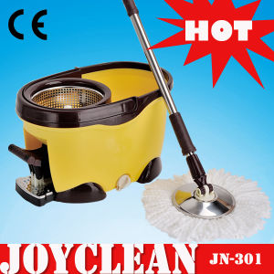 Joyclean New Item Hand Press Magic Mop with CE Certificate (JN-301) pictures & photos