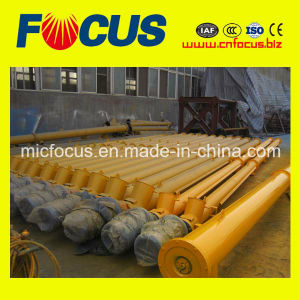 High Efficiency Spiral Screw Conveyor, Lsy160 Bulk Cement Screw Conveyor pictures & photos