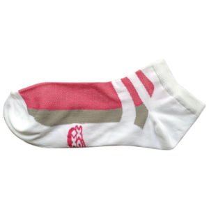Ankle Sports Socks with Microfiber Nylon for Women (mm-02) pictures & photos