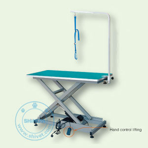 Electric Lifting Beauty Table (Hand Control) (BT-E803) pictures & photos
