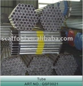 Steel Galvanized Pipe; Scaffolding Pipe; Scaffold Tube; Steel Tube pictures & photos