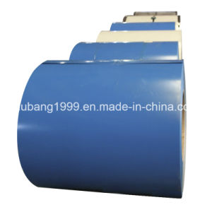 Cold Rolled PPGI Color Prepainted Galvanized Steel Coil pictures & photos