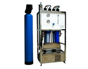 500lpd Portable Seawater Desalination Small RO System Equipment pictures & photos
