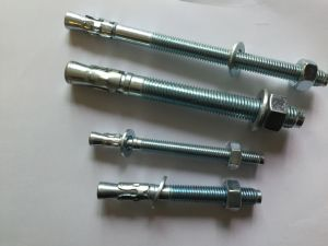 Hot DIP Galv Anchor Bolt, Wedge Anchor pictures & photos