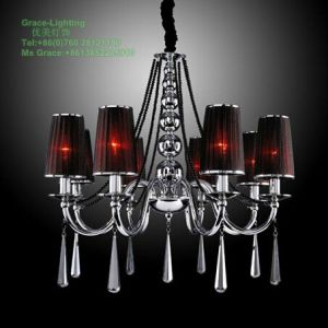 Small Orders Accepted New Crystal Chandelier (GD-180-6) pictures & photos