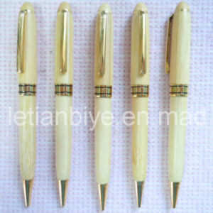Engraved Bamboo/Wood Ball Pen (LT-B019) pictures & photos