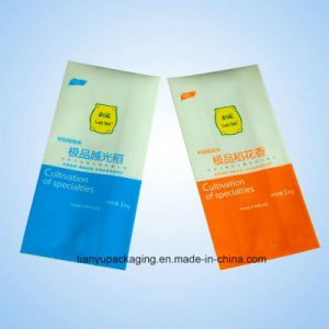 Paper Laminated with Plastic Film Rice Pouch Packaging Bag pictures & photos