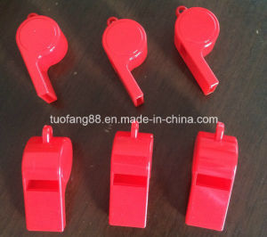 Quality Colorful Soild Plastic Whistle pictures & photos
