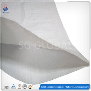 White Color 100% Polypropylene PP Woven Bag pictures & photos