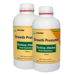 Entice-Herbs Oral Solution (Growth promoter)