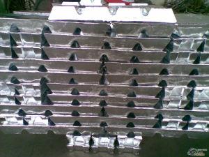 99.995% High Quality Zinc Ingot/Zinc Alloy Ingot pictures & photos