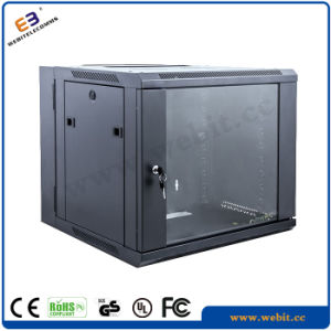 """19"""" Wall Mounted Swing Frame Cabinet (WB-DSxxxx0NB) pictures & photos"""
