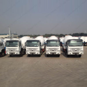 Alibaba Sinotruk HOWO 12-16m3 Cement Tank Truck|Concrete Mixer Tanker Truck pictures & photos