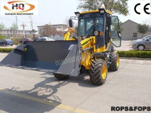 Rops & Fops Mini Loader (HQ910J) with CE pictures & photos