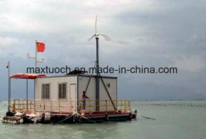 Marine Wind Turbine with Corrosion Protection for Marine Coastal Applications pictures & photos