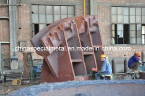 Resin Sand Cast Steel Bridge Cable Saddle