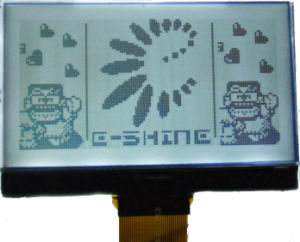 Custom 128X64 Graphic Serial LCD Module for Sale pictures & photos