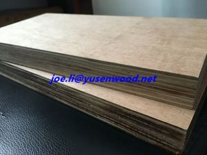 Iicl Hardwood Container Flooring Plywood for Container Repairing pictures & photos