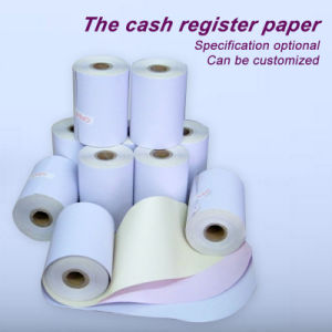 No Carbon Multi-Layer Mimeographing Thermal Paper Roll