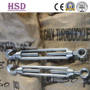Rigging Hardware Casting Commercial Malleable Iron Turnbuckle for Connecting pictures & photos