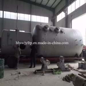 High Quality FRP GRP Underground Water Storage Tank pictures & photos