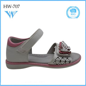 Hot Sale Girl Kids Stylish Casual Sandal China pictures & photos