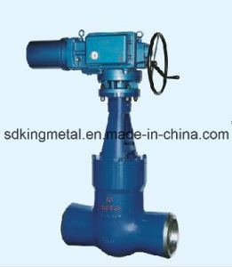 1500lbs Pressure Sealing Forged Steel Gate Valve pictures & photos