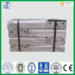 Cast Mg-Al Alloy Material Magnesium Sacrificial Anode pictures & photos