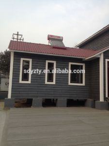 Tianyi Overall Baffle EPS Cement Machine Sandwich Panel Modular Home pictures & photos