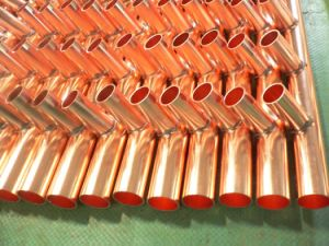 Pex Copper Pipe Tubing Manifold pictures & photos