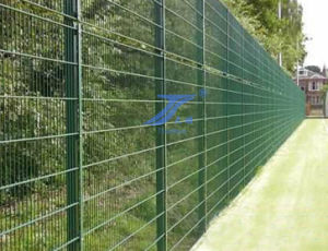 Galvanized PVC Coated 358 Weld Mesh Fencing (FACTORY) pictures & photos