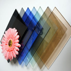 Colored/Clear Reflective/Float Mirror Glass for Decorative Glass pictures & photos