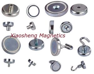 Neo Round Magnetic Bases