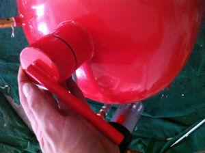 10 Gallon Portable Industrial Sandblasting Machine pictures & photos
