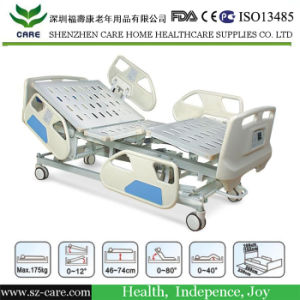 Care Aluminum Hospital Electric Patient Bed pictures & photos