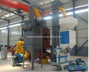 Complete Set of Pellet Making Machines/Complete Wood Pellet Making Line pictures & photos
