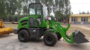 Mini Articulted Compact Loader Zl06 pictures & photos