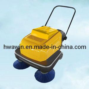 Walk Behind Vacuum Floor Sweeper (HW-P100A) pictures & photos