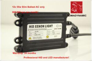 HID Ballast 12V 55W Slim Ballast HID Xenon Ballast AC Xenon Ballast pictures & photos